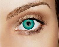FreshLook Dimensions - Kontaktne le��e u boji - Carribean Aqua