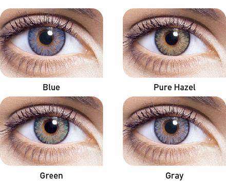 Jednodnevne kontaktne leće u boji FreshLook One-Day