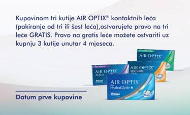 Jesenska promocija Air Optix