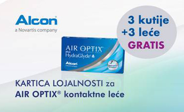 Jesenska promocija Air Optix