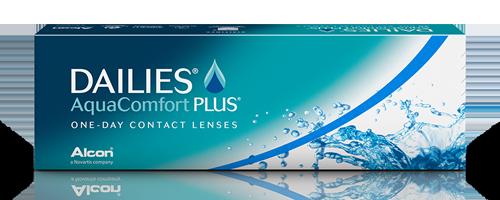 Kontaktne leće Dailies